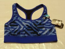 NEW Champion Women's The Absolute Workout Printed Sports Bra Size Small