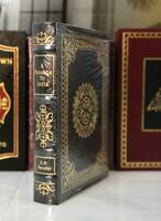 A PASSAGE TO INDIA - E M Forster - Easton Press - SEALED W/ BOX