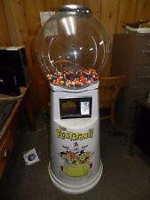 "Vintage 1994 The Flintstones ""Fred"" Giant Gumball Vending Machine Victor 77 Rare"