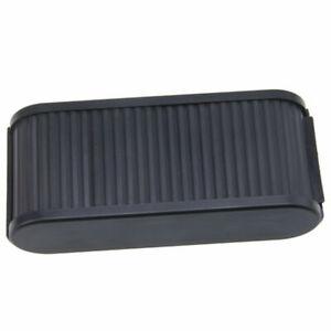 Car SUV Black Telescopic Storage Box Interior Container Pocket Coins Holder ABS