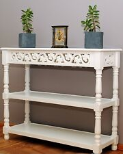 konsolentische ebay. Black Bedroom Furniture Sets. Home Design Ideas