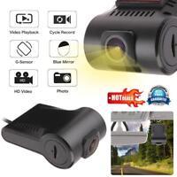 Car DVR Hidden Dash Cam Driving Camera Recorder for Android Car GPS Navigator