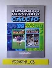 ALMANACCO PANINI 1989-1990 - La Gazzetta dello sport - Album Figurine-stickers