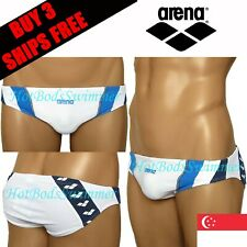 Arena AST13121 Competition Swimwear/Swimsuit Swim/Swimming Trunks/Briefs
