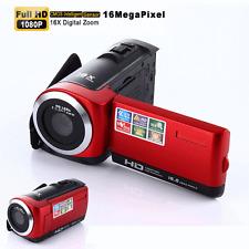 Full HD 1080P 16MP Digital Video Camcorder Camera DV HDMI 2.7'' TFT LCD 16X