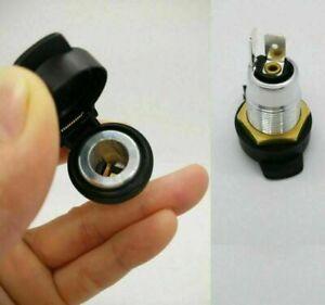 12V Universal Female Din Socket Car Cigarette Adaptor Gold Plated Plug Hella Car