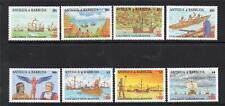 ANTIGUA & BARBUDA MNH 1988 SG1172-1179 500TH ANV DISCOVERY OF AMERICA/COLUMBUS