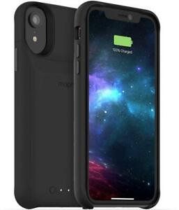 Mophie Juice Pack Access iPhone Xs MAX Qi Compatible 31 Hours of Battery - Black