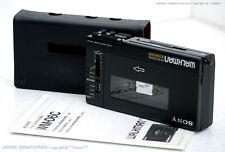 SONY WM-D6C Professional Walkman Portable Recorder 1A-Mint/Serviced+1J.Garantie!