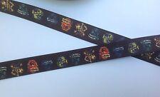 "Harry Potter inspired 5/8"" Grosgrain Ribbon - By The Yard - USA Seller"