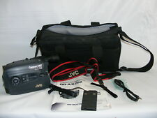 JVC Camcorder GR-AX202 U VHSC Package Replacement Parts Or Repair