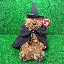 Rare Ty Attic Treasures Esmerelda The Witch Bear 1993 Retired Jointed Plush MWMT
