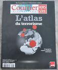 Courrier International H.S., l'atlas du terrorisme, mars-mai 2008, 114 p,