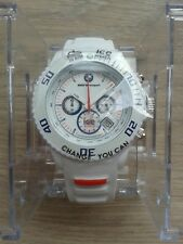 Ice Watch BMW Motorsport Chrono Weiß Big BM.CH.WE.B.S.13 NEU/GESCHENKBOX