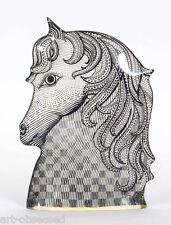 Abraham Palatnik Lucite Acrylic Horse Head Unicorn Figurine Sculpture Pal 488