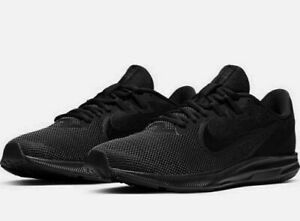 Nike Women's Downshifter 9 black Running Shoes Black Anthracite AQ7486-005 NEW