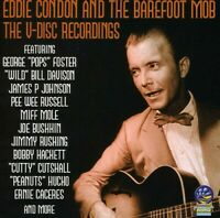 Eddie Condon - The V Disc Recordings [New CD]