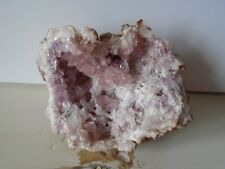 Rare Pink Amethyst geode from Argentina, 58 grms
