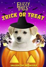 Fuzzy Tales: Trick Or Treat