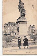 BF16861 child givet satue de mehul  france front/back image