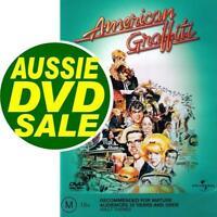 AMERICAN GRAFITTI (Ron HOWARD Harrison FORD Richard DREYFUSS) GRAFFITI DVD Reg 4