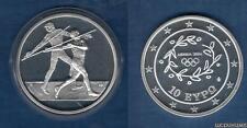 Grèce 2003 10 Euro Lancer de Javelot Jeux Olympiques été Athénes 2004 - Greece