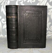 The Holy Bible, Containing the Old & New Testaments - 1874, C.J. Clay, HB,