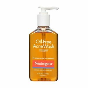 Neutrogena Oil-Free Acne Wash, 6 fl oz