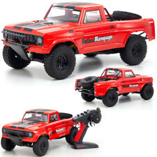 Kyosho 34363T1 1/10 Outlaw Rampage Pro 2WD Off-Road Truck RTR Red