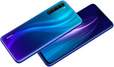 Xiaomi Redmi Note 8 Dual Sim 64GB+4GB RAM 6.53' NUOVO Android Neptune Blue