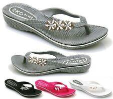 Unbranded Women's Flip Flops Low Heel (0.5-1.5 in.) Sandals & Beach Shoes