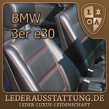 LEDERAUSSTATTUNG DE BMW e30 Cabrio Sitzbezüge,Schonbezüge,Ledersitzbezüge,Tuning