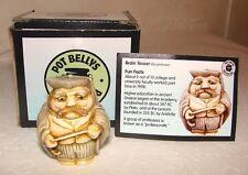 Pot Bellys Brain Teaser Trinket Box Harmony Kingdom Nib