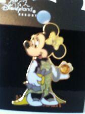 Disney DCA Birthstone Minnie - November Pin MOC