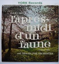 T 428 - DEBUSSY - L'Apres - Midi D'Un Faine - INGHELBRECHT - Ex Con LP Record