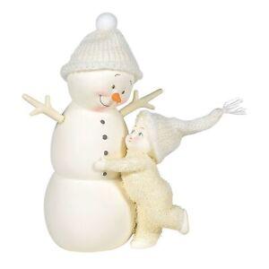 Snowbabies 6005772 Big Love Figurine