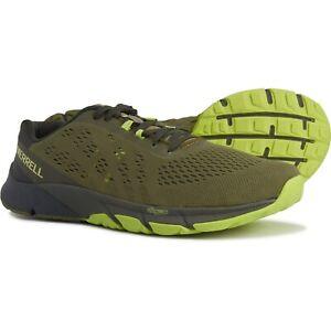 New Men`s Merrell Bare Access Flex 2 E-Mesh Active Shoes J50469, J50467