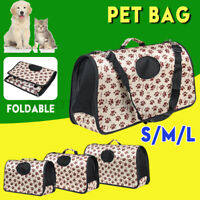 Portable Pet Dog Cat Puppy Carrier Comfort Tote Travel Bag Backpack   ✔