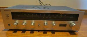 PIONEER SX-408  Tuner Amplifier