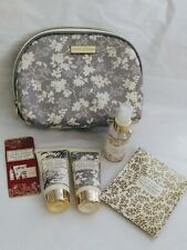 🎁 BRAND NEW LAURA ASHLEY Ladies Gift Set & Wash Bag Indulgent Travel Collection