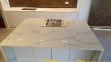 Best Quality Calacata  Quartz And Marble Kitchen WORKTOPS  All Colour Available