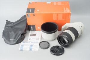 Sony FE 70-200mm F4 f/4 G OSS Auto Focus Lens, for Sony E Mount, Boxed SEL70200G
