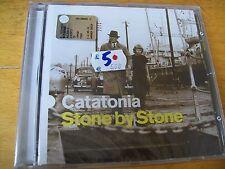 CATATONIA STONE BY STONE CD SINGOLO SIGILLATO BLANCO Y NIGRO BRIT POP