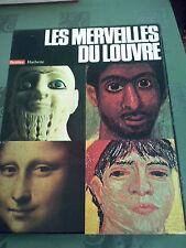 LIVRE   :  LES MERVEILLES DU LOUVRE