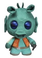 "Star Wars GREEDO Fabrikations 6"" Funko Plush New Soft Sculpture Bounty Hunter"