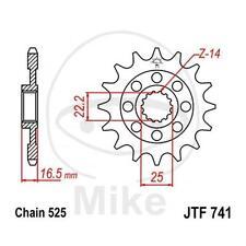 JT Sprockets Ritzel 14 Zähne Teilung 525 Alt. Ducati Monster 1000 S S2R S4R S4RS