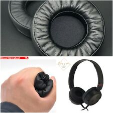 Super Thick Soft Memory Foam Ear Pads Cushion For Sony MDR-ZX300 Headphone