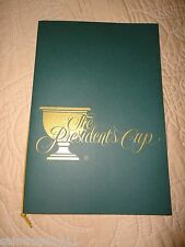 2007 Presidents Cup Opening Program Captain Jack Nicklaus 2018 Ryder Cup Members