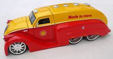 JADA 1939 Dodge Airflow Shell Tanker Toy 1/32 Scale Model Commercial Truck