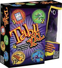 Hasbro 04199100 Tabu XXL Gesellschaftsspiel